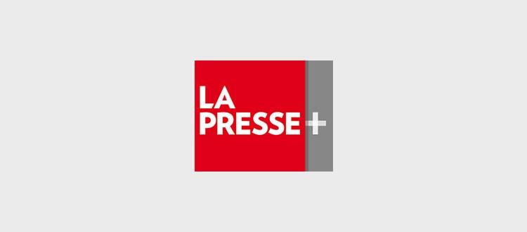 Logo Lapresse +