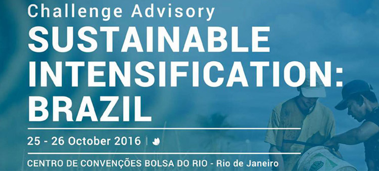 Laserag will take part in the Summit on sustainable agriculture in Brazil