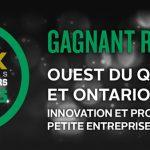 Logiag, gagnante régionale des Prix Desjardins Entrepreneurs 2016