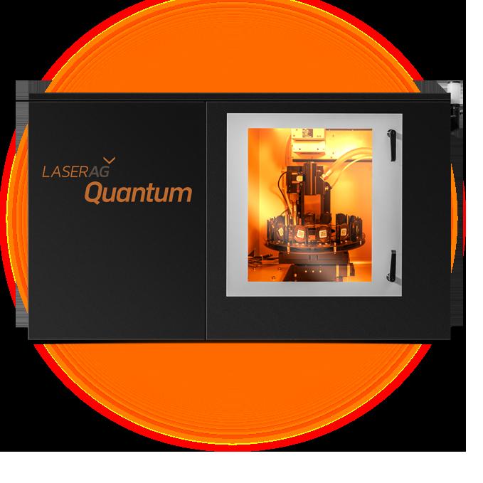 Quantum Machine LaserAG
