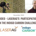 VIDEO: LaserAg participation in the Indigo Carbon Challenge