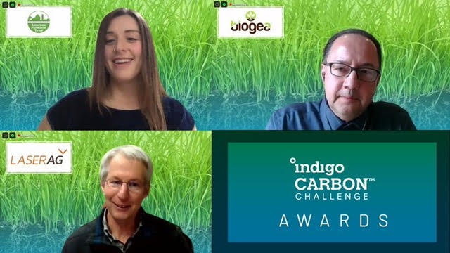 LaserAg Announced as Winner of the Indigo Carbon Challenge! Read the News Release from Indigo Ag